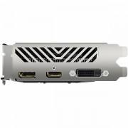 GIGABYTE Video Card GeForce GTX 1650 SUPER GDDR6 4GB/128bit, 1725MHz/12000MHz, PCI-E 3.0 x16, HDMI, DP, DVI-D, WINDFORCE 2X Cooler Double Slot, Retail GV-N165SWF2OC-4GD