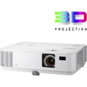 Видеопроектор NEC V302W, WXGA 1280 x 800, 3000 ANSI, 3D Ready, DLP