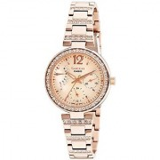 Casio Sheen Analog Multi-Colour Dial Womens Watch - SHE-3043PG-9AUDR (SX162)