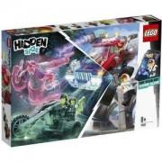 Конструктор Лего Хайдън Сайд - Камионът за каскади на El Fuego, LEGO Hidden Side, 70421