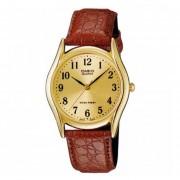 Reloj Casio Caballero Dorada MTP-1094Q-9B