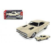 AUTO WORLD 1:18 AMERICAN MUSCLE - 1969 DODGE CORONET SUPER BEE & 1:64 CAR