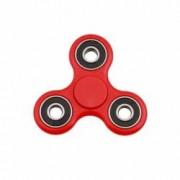 Fidget spinner jucarie anti-stres culoare Rosu