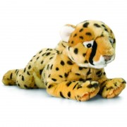 Ghepard de plus Keel Toys, 55 cm, 1 an+