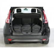 Renault Scénic III 2009-2016 Car-Bags Travel Bags