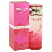 Police Passion For Women By Police Colognes Eau De Toilette Spray 3.4 Oz