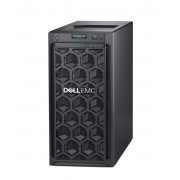 Server, DELL PowerEdge T140 /Intel E-2124 (3.3G)/ 8GB RAM/ 2 x 1000GB HDD/ iDrac9 Basic (#DELL02414)