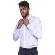 Boss Camicia classica da uomo Jenno Bianco Cotone Uomo