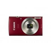 Canon Cámara Compacta CANON Ixus 185 (Rojo - 20 MP - ISO: auto a 1600 - Zoom Óptico: 8x)