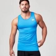 Myprotein Camiseta De Tirantes Sin Costuras - XL - Azul