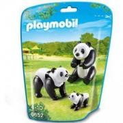 Комплект Плеймобил 6652 - Семейство панди, Playmobil, 291203