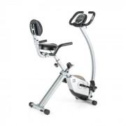 Capital Sports Trajector Vélo d'appartement X-Bike dossier & accoudoirs