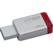 Kingston DT50 32GB 32 GB Pen Drive(Silver)