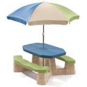 Step 2 Bord och bänkset. - Step 2 picnic set 843800