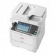 OKI MB562DNW Mono A4 Multifunction, 45ppm, Print, Scan, Copy, Fax, with Dupex Network and Wireless