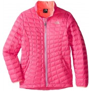The North Face Kids Thermoball Full Zip Jacket (Little Kids/Big Kids) Cha Cha Pink (Prior Season)