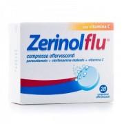 SANOFI SpA Zerinolflu, 20 Compresse Effervescenti