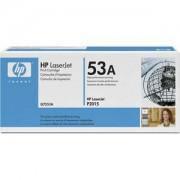 Тонер касета за Hewlett Packard LJ P2015 (Q7553A)