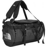 The North Face BASE CAMP DUFFEL - S Travel Duffel Bag(Black)