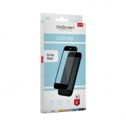 Folie protectie MyScreenProtector FullGlass pentru Samsung J4 Plus/J6 Plus/2018 Negru