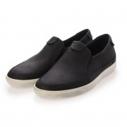 【SALE 20%OFF】エコー ECCO Gary Casual Slip On (BLACK) メンズ