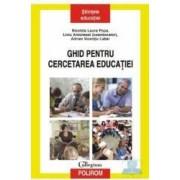 Ghid pentru cercetarea educatiei - Nicoleta Laura Popa