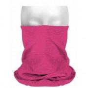 Merkloos Multifunctionele morf sjaal roze
