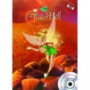 Disney Audiobook. Tinker Bell Clopotica carte + CD