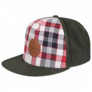 Alprausch - Holzbiiger Mütze Snapback Cap - Casquette taille One Size, noir/gris