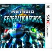 Metroid Prime: Federation Force - 3DS