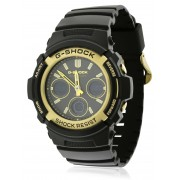 Casio G-Shock solaire atomique Mens Watch AWG-M100SBG-1ACR
