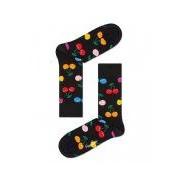 Happy Socks-Sokken-Socks Cherry -Zwart