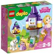 Set de constructie LEGO Duplo Turnul lui Rapunzel
