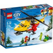 Lego City 60179 - Great Vehicles: Eli-Ambulanza