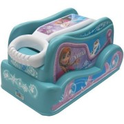 Disney Frozen Winter Magic Roll N Go Wagon with Convenient Nesting Handle, Assembled Product Dimensions (L x W x H): 16.00 x 10.00 x 9.00 Inches