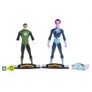 Super Friends: Green Lantern & Sinestro Deluxe Action Figure Set