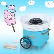 HomCom® Máquina de Algodão de Açucar Elétrica Profissional 30x30x28cm