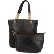 Kleio Girls Black Shoulder Bag