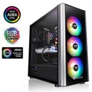 THERMALTAKE CASE MID.T LEVEL 20 MT ARGB + 3*120MM FAN ARGB LED
