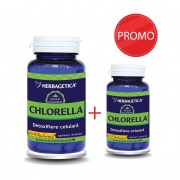 HERBAGETICA CHLORELLA 60+10 CPS