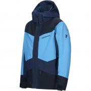Peak Performance Boys Jacket GRAVITY blue elevation