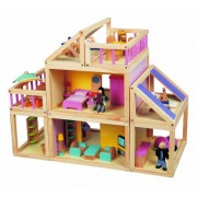 Maxim Designed by You Dollhouse with Furniture