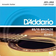 D'Addario EZ910 Žice za akustičnu gitaru - EZ910