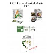 Circonferenza addominale elevata - Kit B