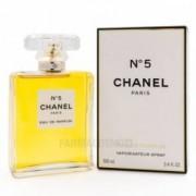Chanel N.5 - eau de parfum donna 100 ml vapo