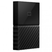 "HDD External 2.5"" My Passport 4TB Black"