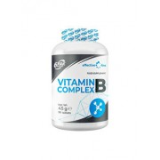 Supliment alimentar 6Pak Nutrition Vitamina B complex, 90 tablete