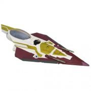 Star Wars The Clone Wars Kit Fisto's Jedi Starfighter Vehicle
