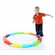 Folyó egyensúlyozó készlet, egyensúlyozó pálya- Gonge mozgásfejlesztő
