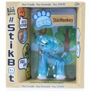 Goliath stikbot speelfiguur aap blauw 6 cm